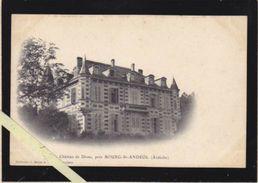 Ardeche - Bourg Saint Andéol - Chateau De Dions Pres De - Précurseur - Bourg-Saint-Andéol