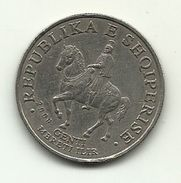 2000 - Albania 50 Leke, - Albania