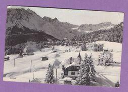 Arosa Suisse Europe - Le Lot De 4 Cartes - Otros