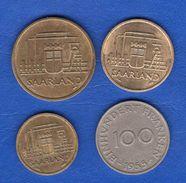 Sarre  4  Pieces - Coins & Banknotes
