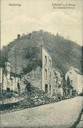AK Dinant A. D. Maas, Zerschossene Häuser, Ca. 1914/18 (26218) - Dinant