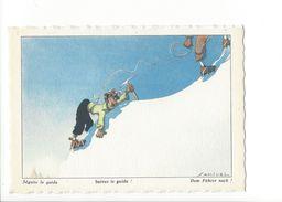 18237- Alpinisme Suivez Le Guide ! Dem Führer Nach ! Séguite La Guida ! - Samivel