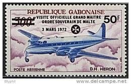 Gabon, PA N° 128** Y Et T - Gabon