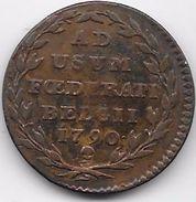 Belgique - 1790 - Belgique