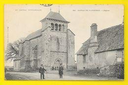 SANSAC De MARMIESSE L'Eglise (Roux) Cantal (15) - Altri Comuni