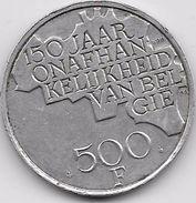 Belgique - 500 Francs 1980 - 1951-1993: Baudouin I