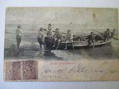 Porto Recanati/ Pescatori 1904 - Other Cities