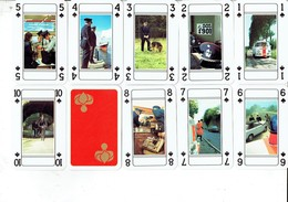 Gendarmerie - Rijkswacht - Zonder Kaft - 54 Cards