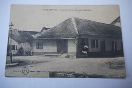 GUYANNE   ST  LAURENT    ANGLE  RUE  DE LA CASERNE  ET  GRANDE RUE - Saint Laurent Du Maroni