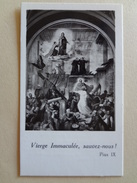 450a-Santino Le Serviteur De Dieu Pie IX A S.Agnes - Santini