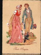 Illustrateur E. Renaudin, Sous L'empire, N°4190 - Illustrators & Photographers