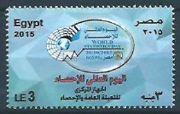 Egypt (2015)  - Set -  /  Statistic - Egypte