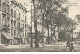 Belgique         Liége    Boulevard De La Sauveniére - Liege