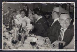 24 -  Périgueux -  Congré Force Ouvrière 1957 - Souvenir Du Banquet Fait A L'Hotel Agen - Photographs