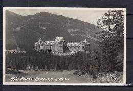 Canada - Banff Springs Hotel - Banff