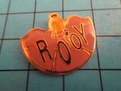 Pin1010  Pin's Pins / Rare Et De Belle Qualité SPORTS / CYCLISME ROOY - Cyclisme