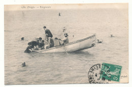 Dieppe - Baigneurs - Dieppe