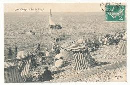 Dieppe - Sur La Plage - Dieppe
