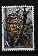 LUXEMBURG - Mi-Nr. 1466 Einheimische Tiere: Eulen Waldkauz Gestempelt (3) - Gebruikt