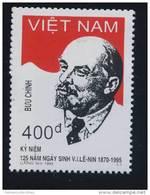 Vietnam Viet Nam MNH Perf Stamp 1995 : 125th Birth Anniversary Of Lenin (Ms705) - Vietnam