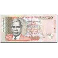 Mauritius, 100 Rupees, 2001, 2004, KM:56a, SUP+ - Mauritius