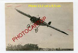 AVION-NON SITUEE-PHOTO Allemande-Guerre 14-18-1 WK-AVIATION-FLIEGEREI-AIRCRAFT-Militaria- - 1914-1918: 1st War