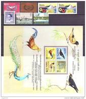 Nr 326, 330/331, 336/337, 338, 345, BL1 **, Michel = 18 Euro (E09912) - Sri Lanka (Ceylan) (1948-...)