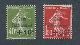 """M-572: FRANCE:   Lot  """"caisse D'amortissement""""avec N°275*-277*(variété( Pt Defauts Dans La Gomme) - Unused Stamps"""