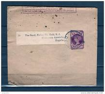 Briefstukje Van Colombo Naar Kegalla 1896 (GA6627) - Sri Lanka (Ceylan) (1948-...)