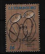 LUXEMBURG - Mi-Nr. 1477 - Internationales Jahr Der älteren Menschen Gestempelt (4) - Gebruikt