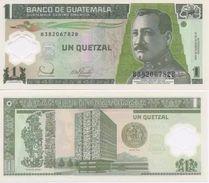 Guatemala P-109 1 Quetzal 2006UNC - Guatemala