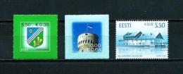 Estonia  Nº Yvert  548/50  En Nuevo - Estonia