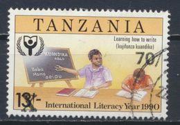 °°° TANZANIA - 1990 °°° - Tanzania (1964-...)