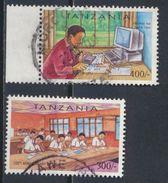 °°° TANZANIA - 125° ANNIVERSARY OF UPU °°° - Tanzania (1964-...)