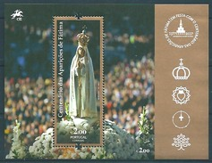 Portugal (2017) - Block -  /  Joint Issue - Madonna - Vierge - Virgin - Gezamelijke Uitgaven