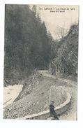73/ SAVOIE...Les Gorges De L'Arly. Route De Flumet - Francia