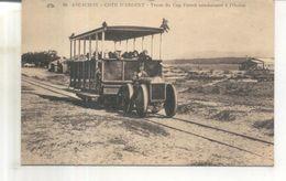 96. Arcachon, Tram Du Cap Ferret Conduisant à L'océan - Arcachon