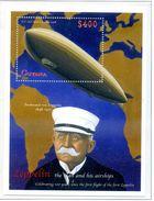 Guyane ZEPPELIN BLOC NEUF ** SANS CHARNIERE Ref 950 - Guyane (1966-...)