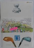 Timbres - Centenaire De L'Open De France - Bloc Souvenir (neuf SANS Blister) - 2006 - Blocs Souvenir