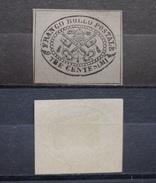 Italien Kirchenstaat 3 Cent Franco Bollo Postalle 1867* Mi.Nr.13 Ohne Gummi KW 750,-   (R229) - Stato Pontificio