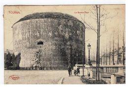 TOURNAI  La Grosse Tour  M.Marcovici 1911 - Tournai