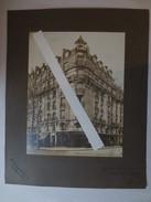 Paris - XIX E Arrondissement - Photo Originale - Angle Avenue Jean - Jaurès Et Rue Euryale Dehaynin - - Lieux