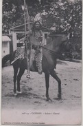 GUYANE FRANCAISE   CAYENNE  INDIEN A CHEVAL - Cayenne