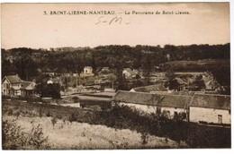 CPA  Saint Liesne Nanteau, Le Panorama De Saint Liesne (pk35993) - France
