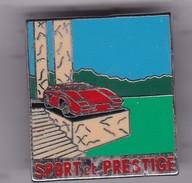 Pin's FERRARI SPORT ET PRESTIGE - Ferrari