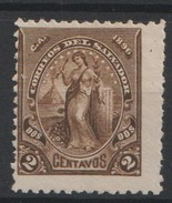 EL SALVADOR - 1896- MI.Nr.130-met Plakker - * - Salvador