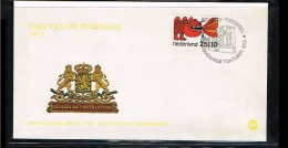 1972 - Netherlands Cover Stamps Day Nr.5 With NVPH 915 - 's-Gravenhage - [B15_067] - Periode 1949-1980 (Juliana)