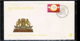 1972 - Netherlands Cover Stamps Day Nr.5 With NVPH 998 - 's-Gravenhage - [B15_073] - Periode 1949-1980 (Juliana)