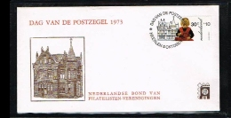 1973 - Netherlands Cover Stamps Day Nr.6 With NVPH 1021 - Heerlen - [B15_082] - Periode 1949-1980 (Juliana)