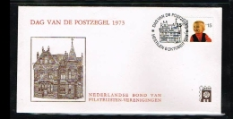 1973 - Netherlands Cover Stamps Day Nr.6 With NVPH 1022 - Heerlen - [B15_083] - Periode 1949-1980 (Juliana)